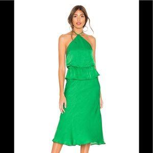 House of Harlow 1960 x Revolve halter dress